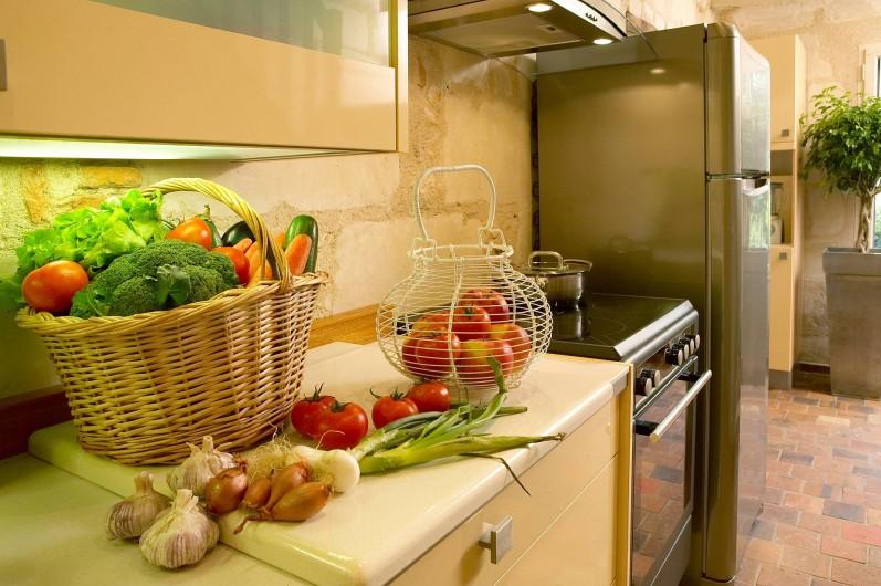 Location de vacances - Villa à Berthenay - Cuisine améngée
