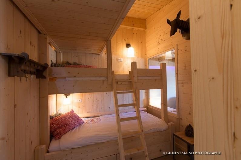 Location de vacances - Studio à L'Alpe d'Huez - lits superposés