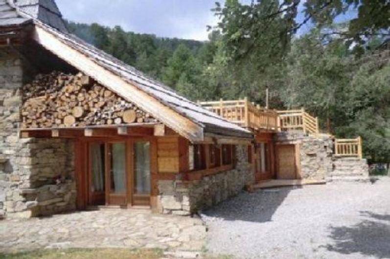 Location de vacances - Chalet à Baratier