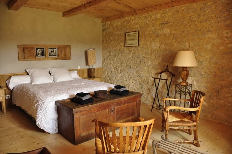 Location de vacances - Chambre d'hôtes à Fournet-Blancheroche