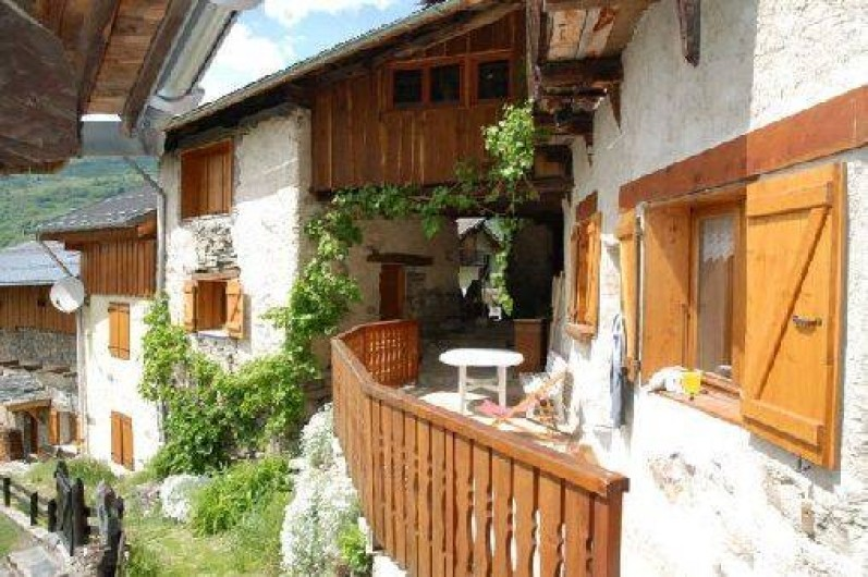 Location de vacances - Chalet à Vallandry