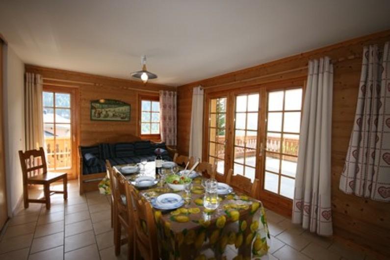 Location de vacances - Appartement à Châtel - Appartement n°2