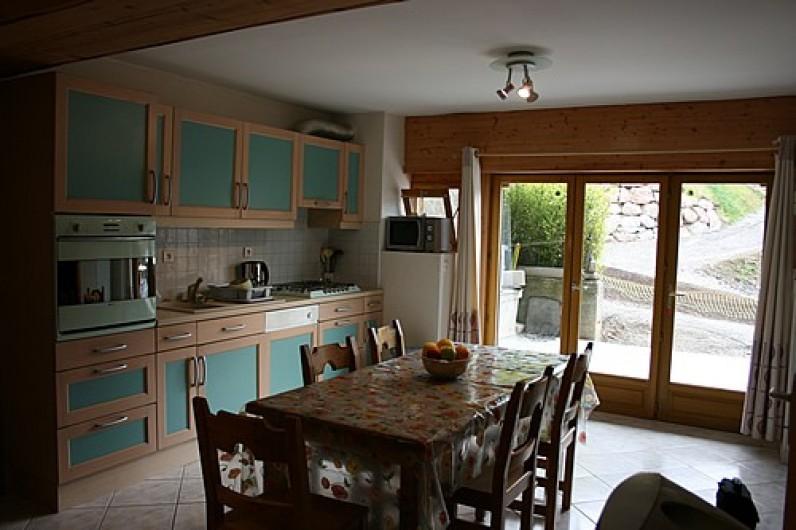 Location de vacances - Appartement à Châtel - Appartement n°3