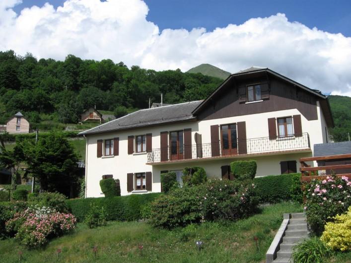 Location de vacances - Appartement à Luz-Saint-Sauveur - Chalet Soleil Levant