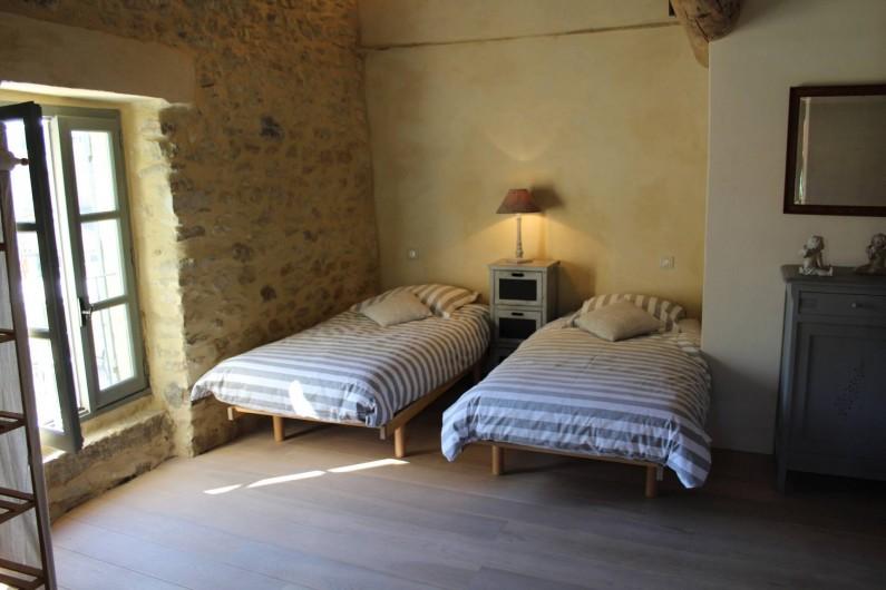 Location de vacances - Mas à Le Pin - Chambre 4