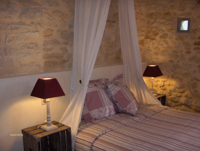 Location de vacances - Mas à Le Pin - Chambre 1