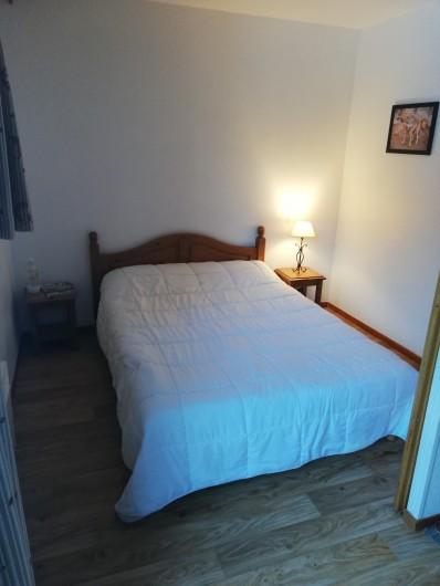 Location de vacances - Appartement à Les Orres - chambre 1