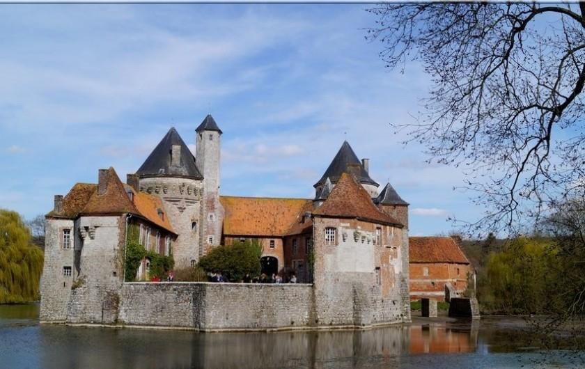Location de vacances - Gîte à Fresnicourt-le-Dolmen