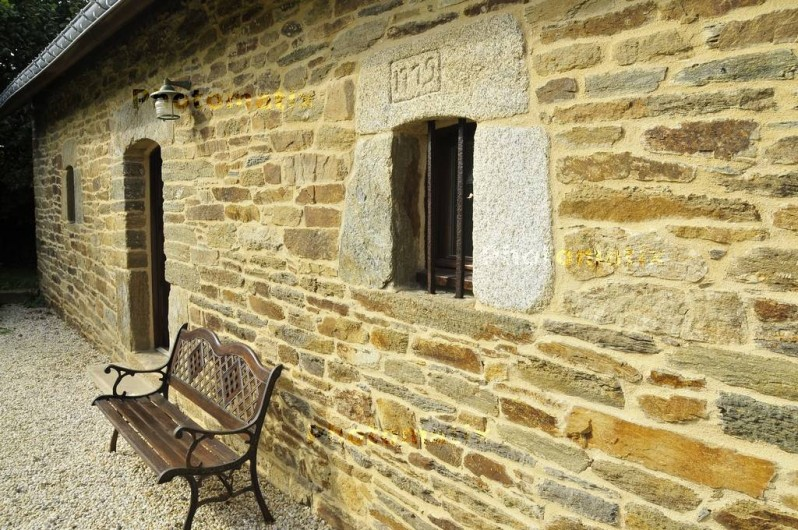 Location de vacances - Gîte à Clohars-Carnoët - Gite datant de 1779 avec tout le confort