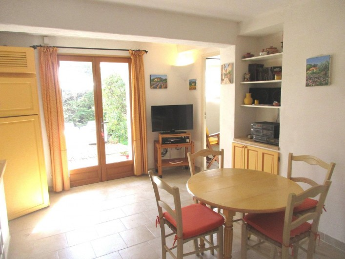 Location de vacances - Appartement à La Colle-sur-Loup