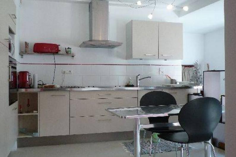 Location de vacances - Gîte à Grignan - cuisine