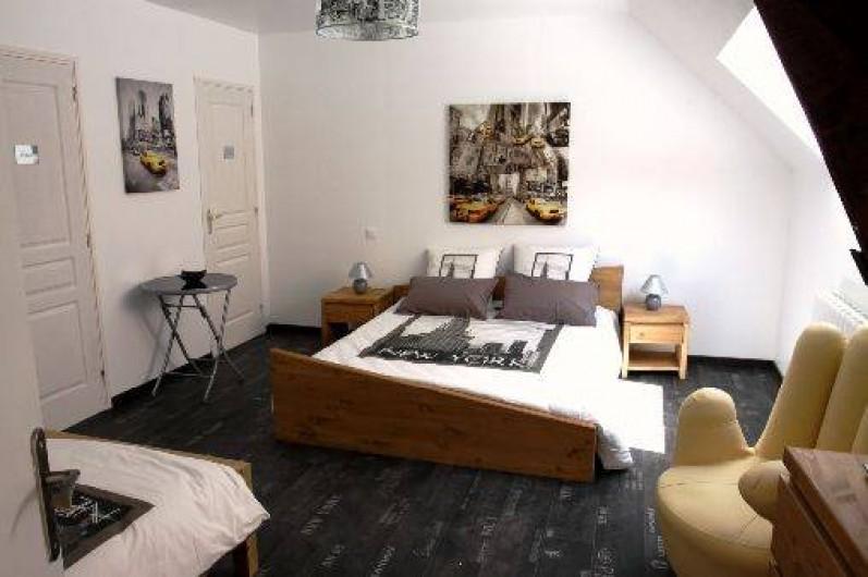 Location de vacances - Chambre d'hôtes à Tanis