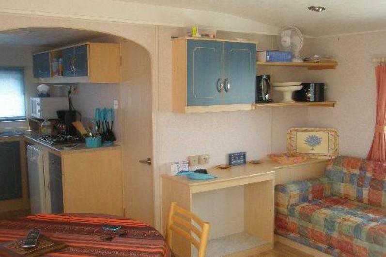Location de vacances - Camping à La Tranche-sur-Mer