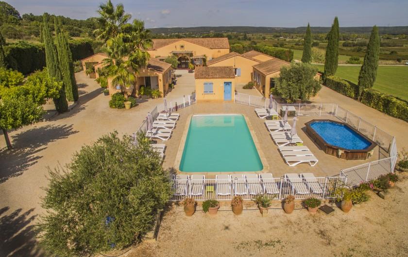 Location de vacances - Gîte à Collias - Coin cuisine équipé