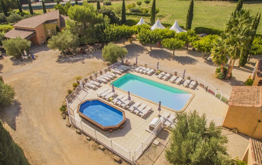 Location de vacances - Gîte à Collias - Evénement privé Mariage