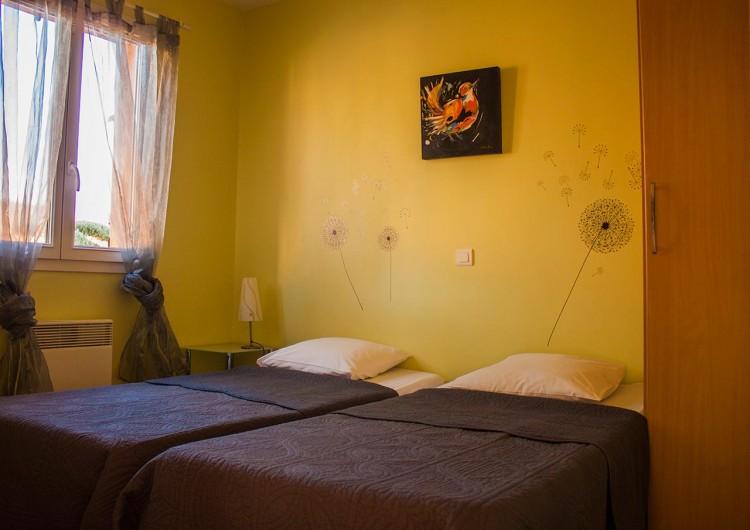 Location de vacances - Gîte à Collias - Tente de réception, jardin