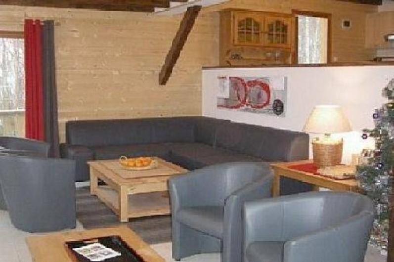 Location de vacances - Chalet à Le Tholy
