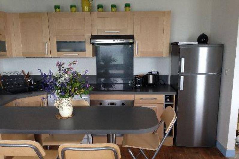 Location de vacances - Appartement à Ault - Coin cuisine
