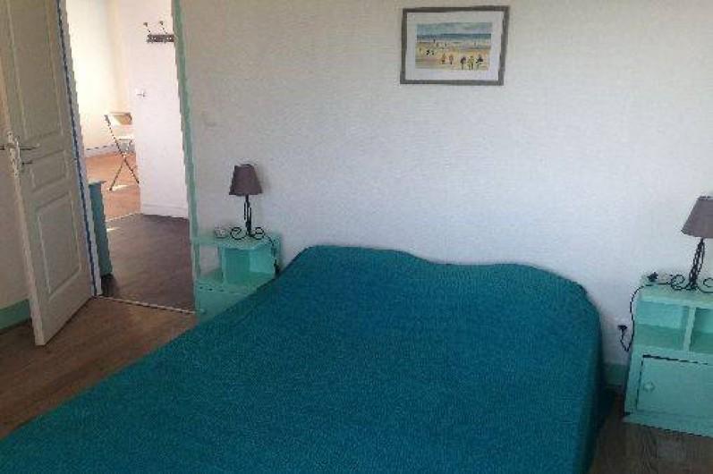 Location de vacances - Appartement à Ault - Chambre 1 ( 13,5 m²)