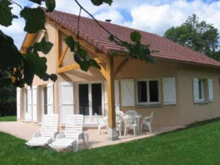 Location de vacances - Chalet à Marigny - gite 4 épis de plain pied 80m2