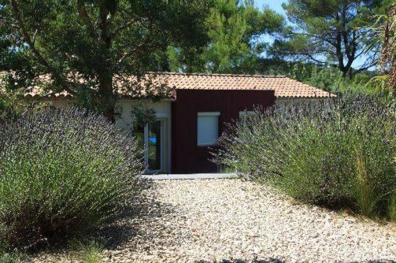 Location de vacances - Chambre d'hôtes à Orgon