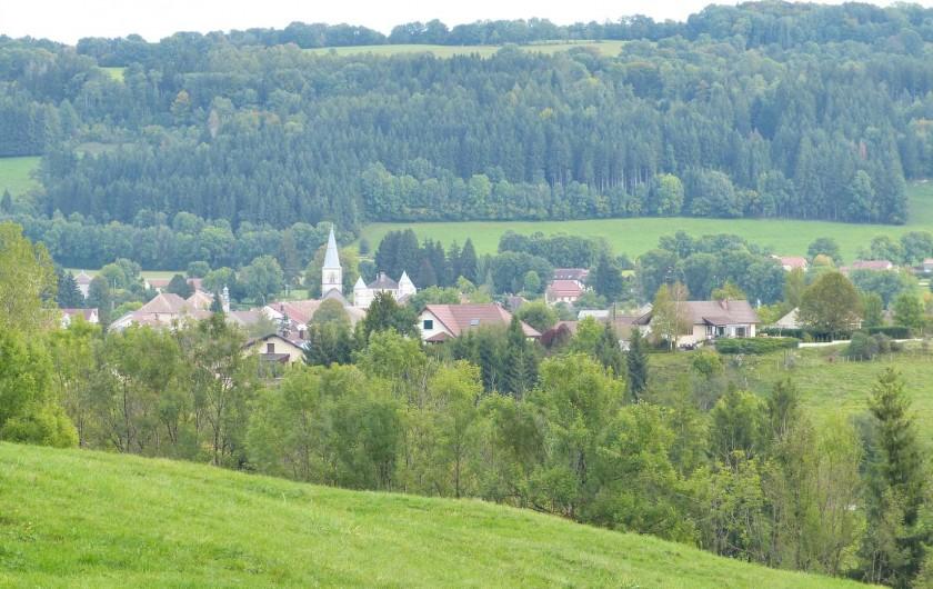 Location de vacances - Gîte à Sirod - Le village