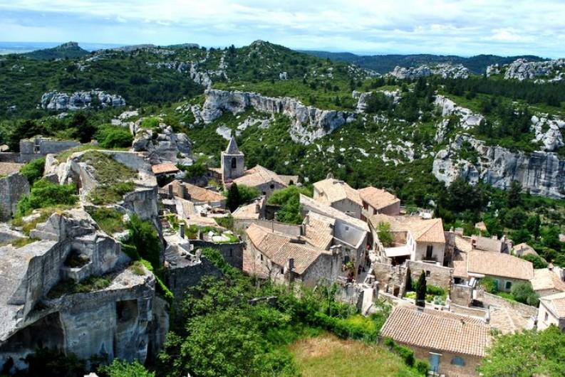 Location de vacances - Villa à Aureille - Baux de Provence