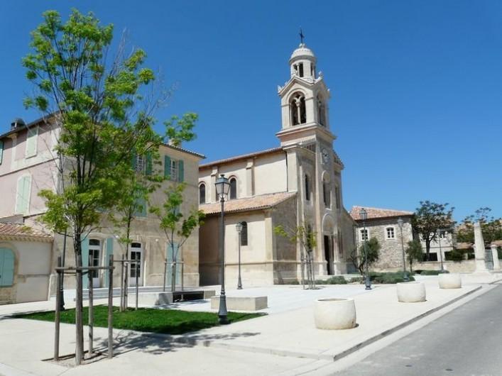 Location de vacances - Villa à Aureille - Aureille dans le département des Boûches-du-Rhônes