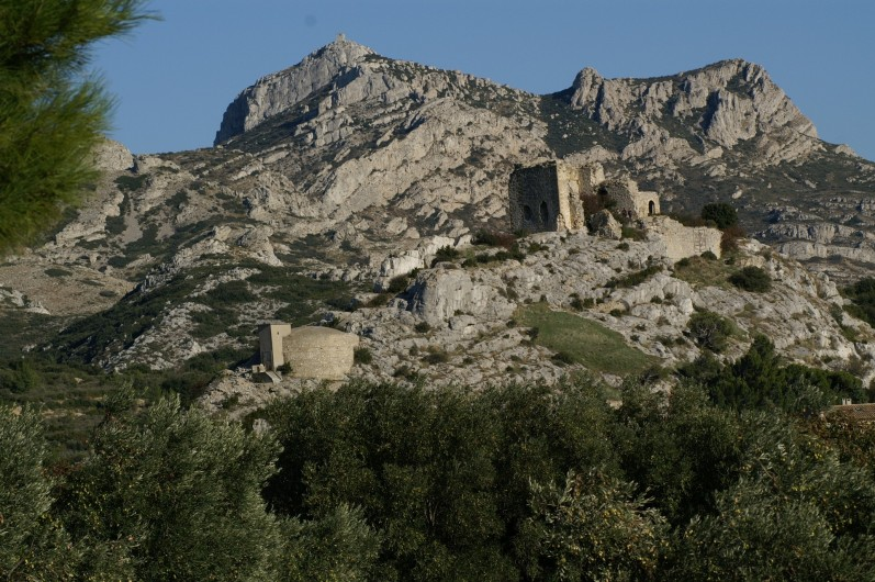 Location de vacances - Villa à Aureille - Alpilles