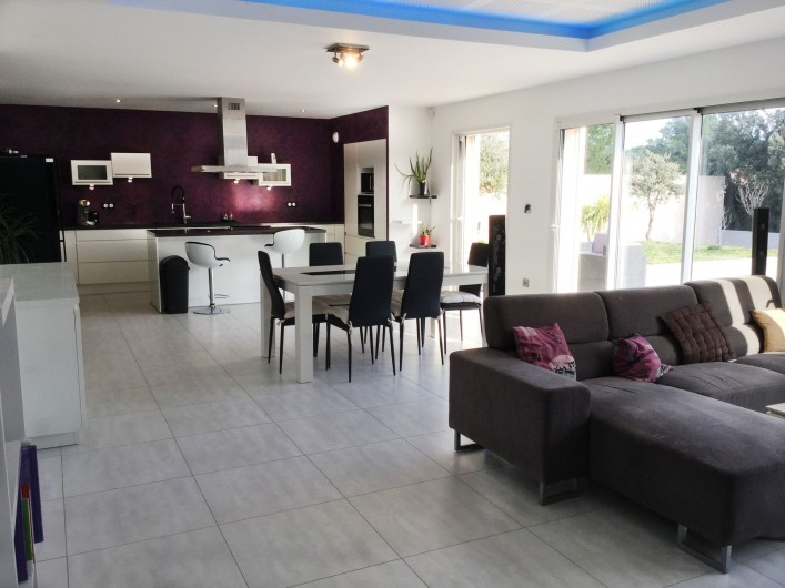 Location de vacances - Villa à Aureille - Séjour connecté de votre location saisonnière en Provence