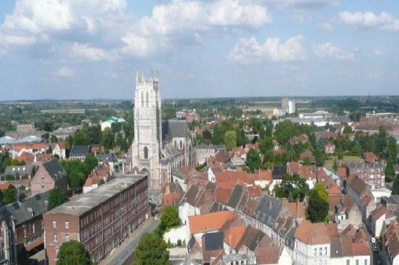 Location de vacances - Bungalow - Mobilhome à Aire-sur-la-Lys - Centre ville historique d'Aire-sur-la-Lys