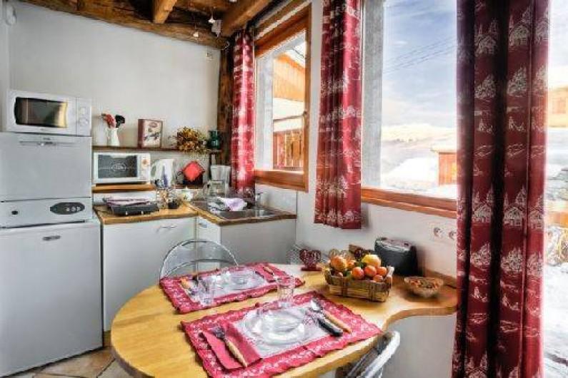 Location de vacances - Chambre d'hôtes à Peisey-Nancroix