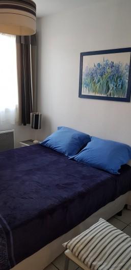 Location de vacances - Villa à Saint-Cyprien Plage - Chambre RDC