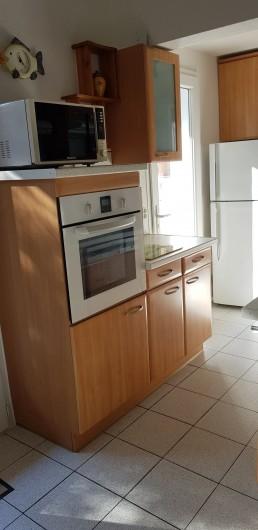 Location de vacances - Villa à Saint-Cyprien Plage - Cuisine