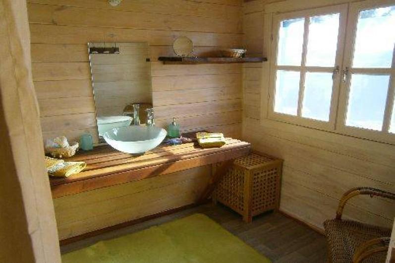 Location de vacances - Chambre d'hôtes à Tudelle