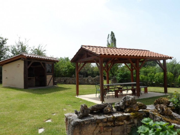 Location de vacances - Gîte à Trezebens