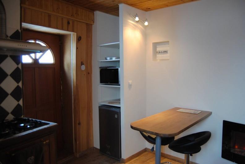 Location de vacances - Studio à Hautecour