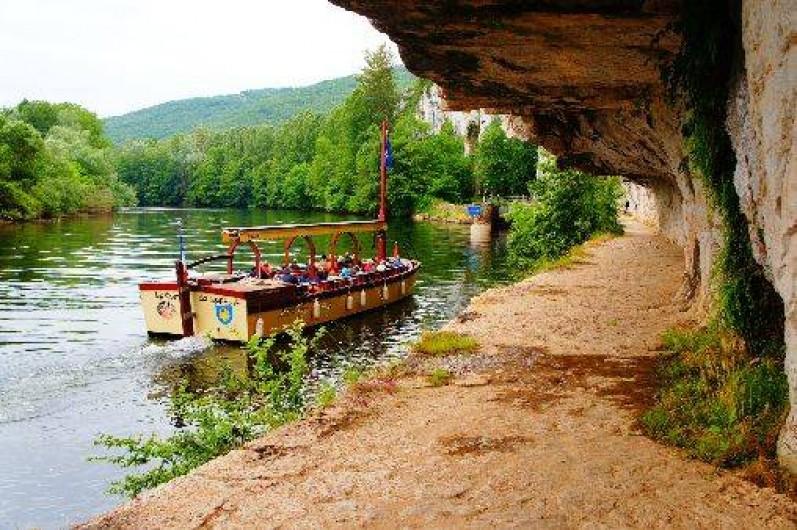 Location de vacances - Camping à Saint-Chamarand