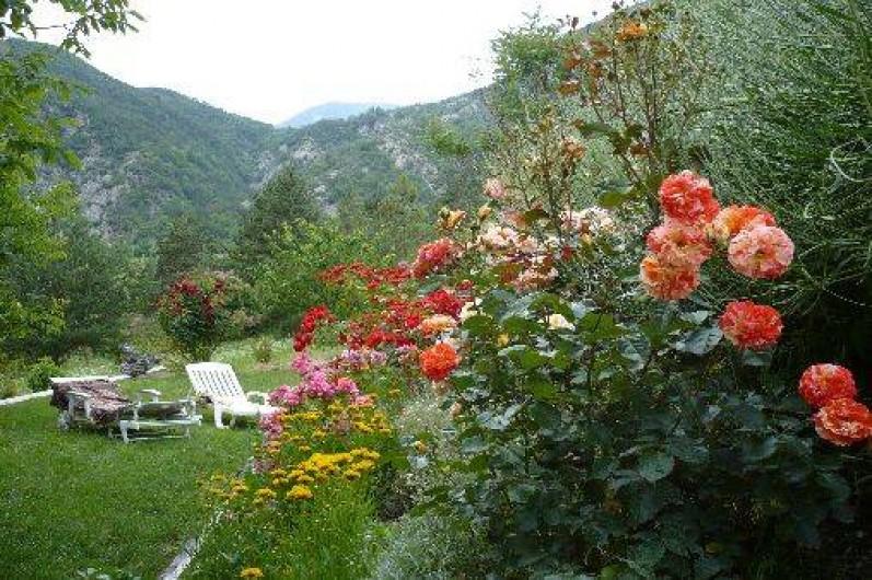 Location de vacances - Villa à Villars-sur-Var