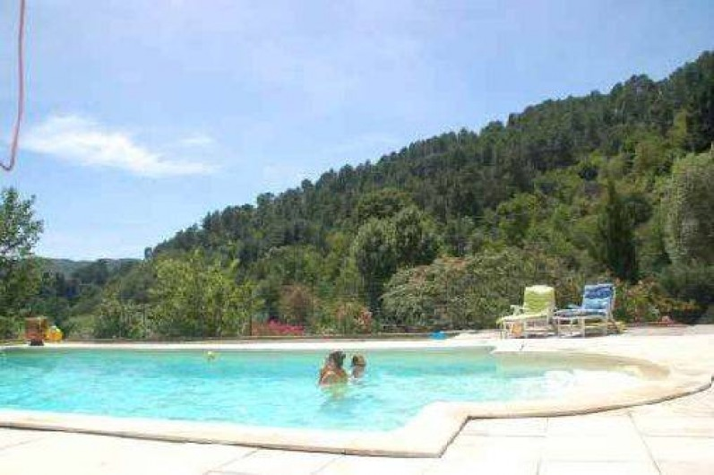 Location de vacances - Gîte à Lasalle