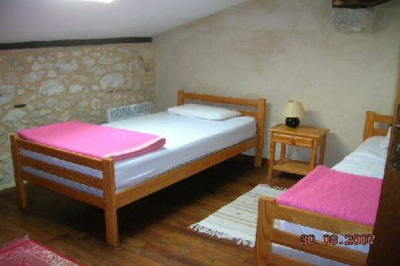 Location de vacances - Gîte à Gageac-et-Rouillac