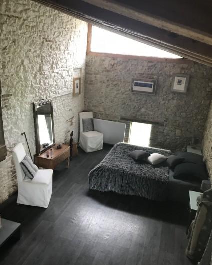 Location de vacances - Gîte à Vendine - Chambre 4 avec Douche et WC