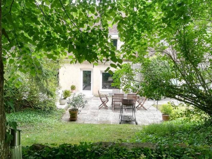 Location de vacances - Gîte à Saint-Georges-sur-Baulche - Une vue de la Maison