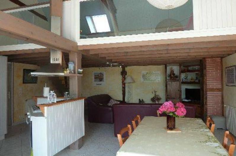 Location de vacances - Gîte à Mayrinhac-Lentour