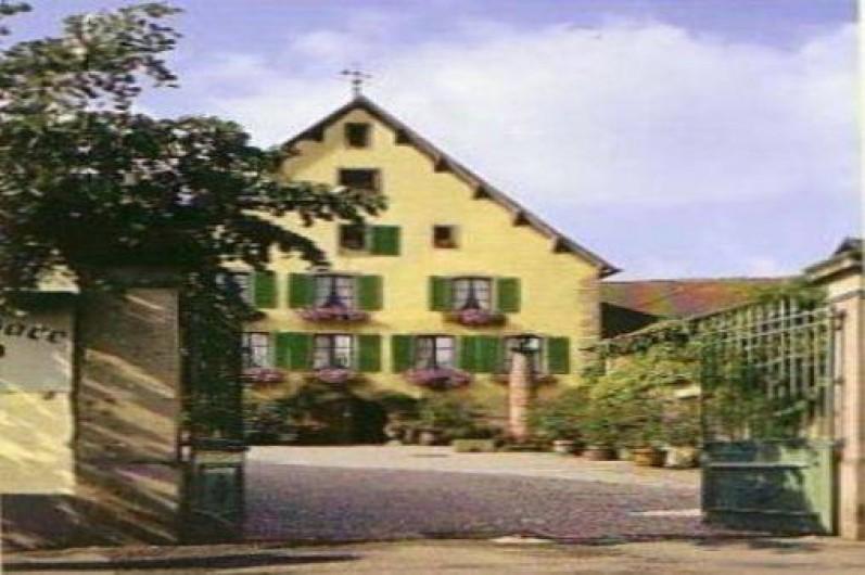 Location de vacances - Chambre d'hôtes à Ribeauville