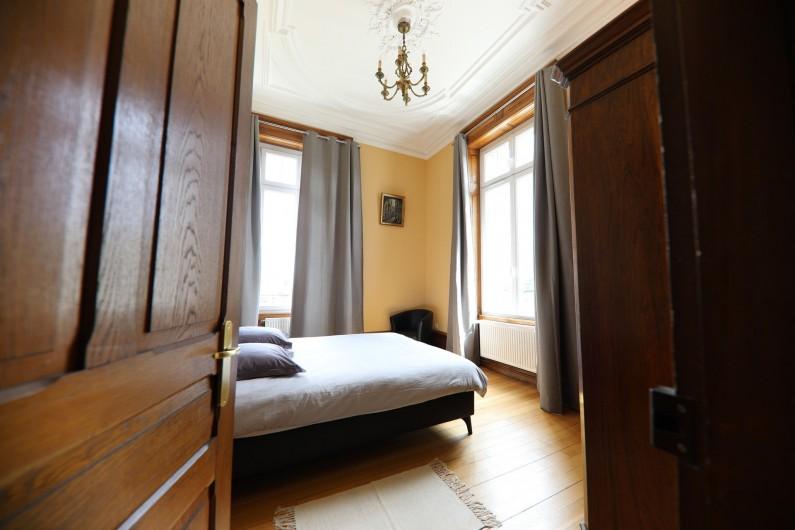 Location de vacances - Gîte à Raon-l'Étape - Chambre jaune