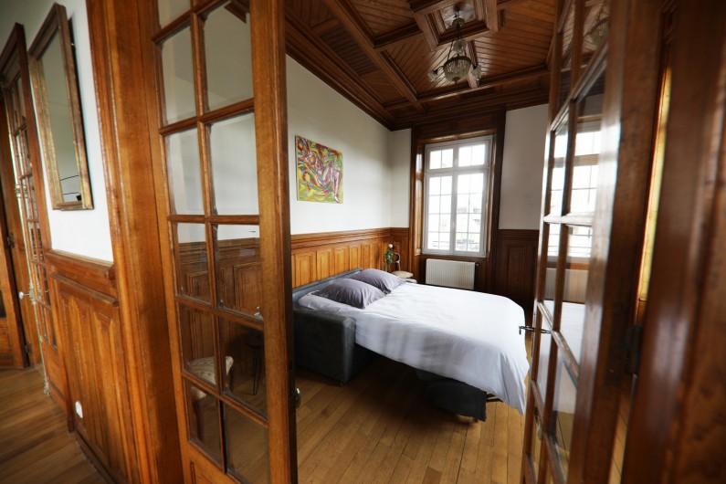 Location de vacances - Gîte à Raon-l'Étape - Chambre des femmes