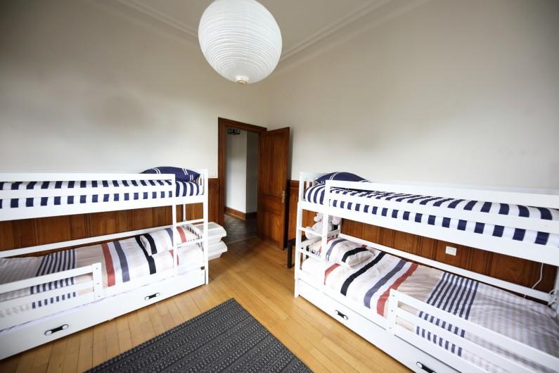 Location de vacances - Gîte à Raon-l'Étape - Chambre enfant - Vue 2