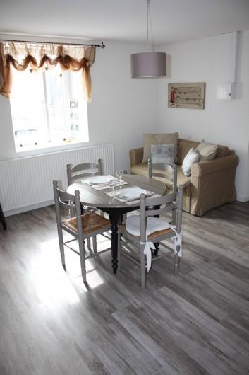Location de vacances - Appartement à Chaux-des-Prés - la cuisine.