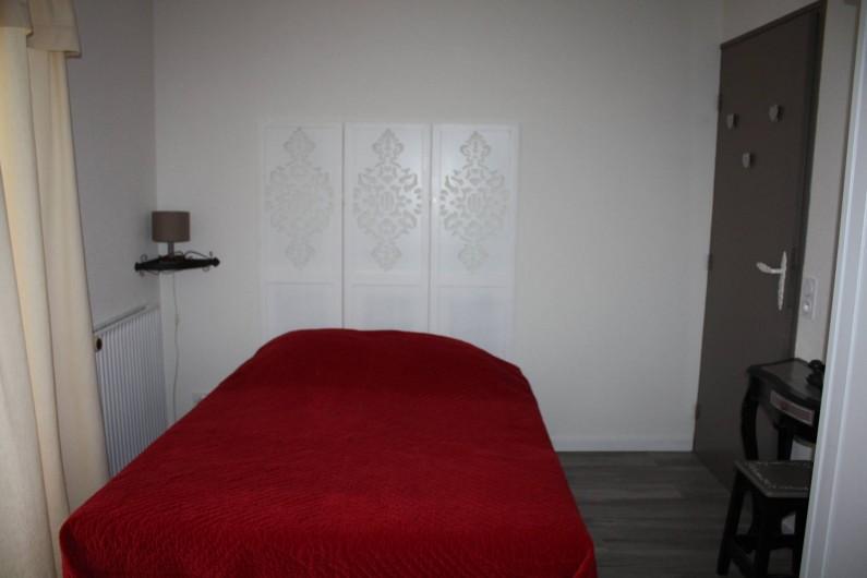 Location de vacances - Appartement à Chaux-des-Prés - la chambre.